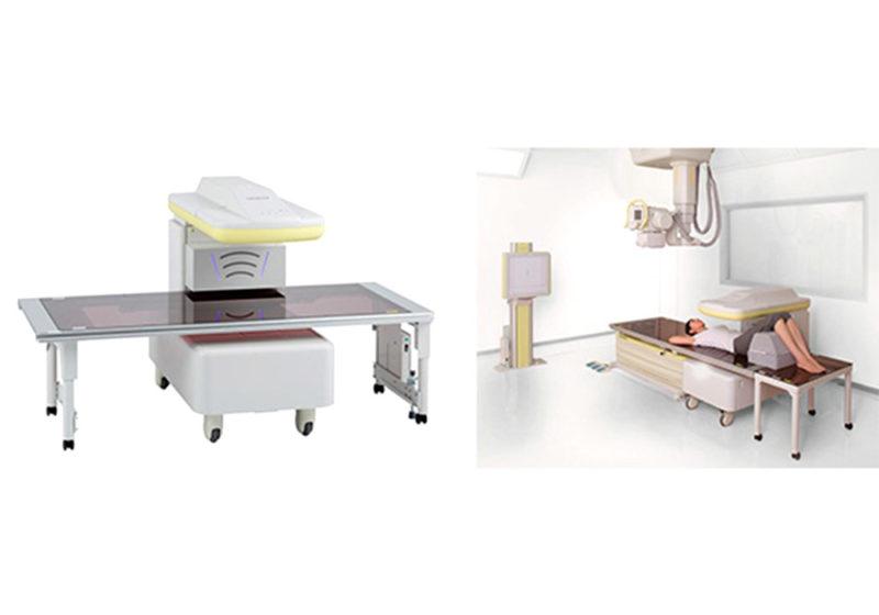 X線骨密度測定装置